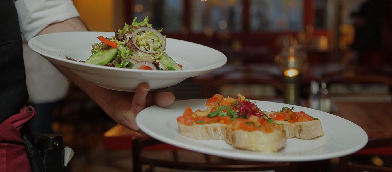 Carta de Restaurante